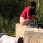 New Toilet Slave Mark Spat On Mistress Domination Scat with MilanaSmelly [FullHD / 2020]