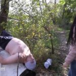My mouth is a chic female toilet! with MilanaSmelly [FullHD / 2020]
