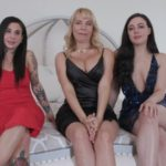 Bubbly Butt Surprise! Dana DeArmond Takes on Two Hot Asses – Lesbian Fisting Party