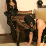 Hard toilet training by new Goddess – Toilet Slavery