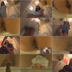 Real Toilet Voyeur kt-joker Pooping Girls