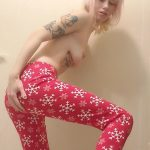 Christmas Leggings Poop ATM with xxecstacy [FullHD]