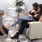 21-year-old Milana dances and pooping close-ups with MilanaSmelly [FullHD]