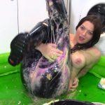 Food Slime Scat Wam extreme kids pool [FullHD]
