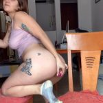 Anal masturbation and poop on the floor with your_mariam