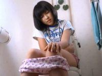 Teens Japanese girl toilet Voyeur